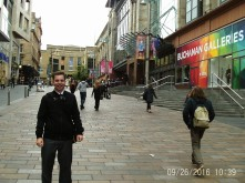 Elder Augustine downtown Glasgow
