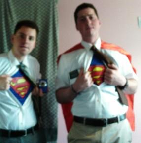 Supermissionaries!
