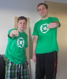 The Green Lanterns - Elder Crooper in Kilmarnock