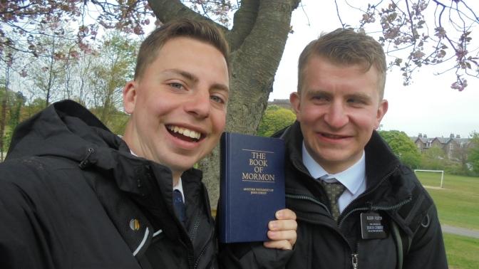 Elder Augustine and Elder Foster